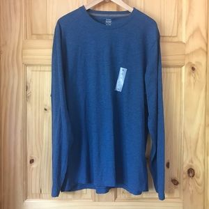 Old Navy soft washed long sleeve tee mens Sz XL